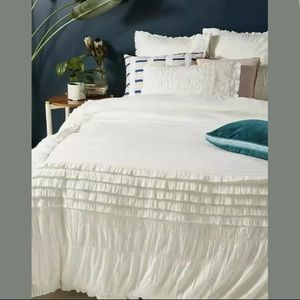 Anthropologie Bedding - Anthropologie Sagebrush King Shams - Set of 2